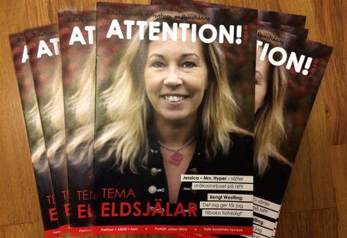 Attentions medlemstidning