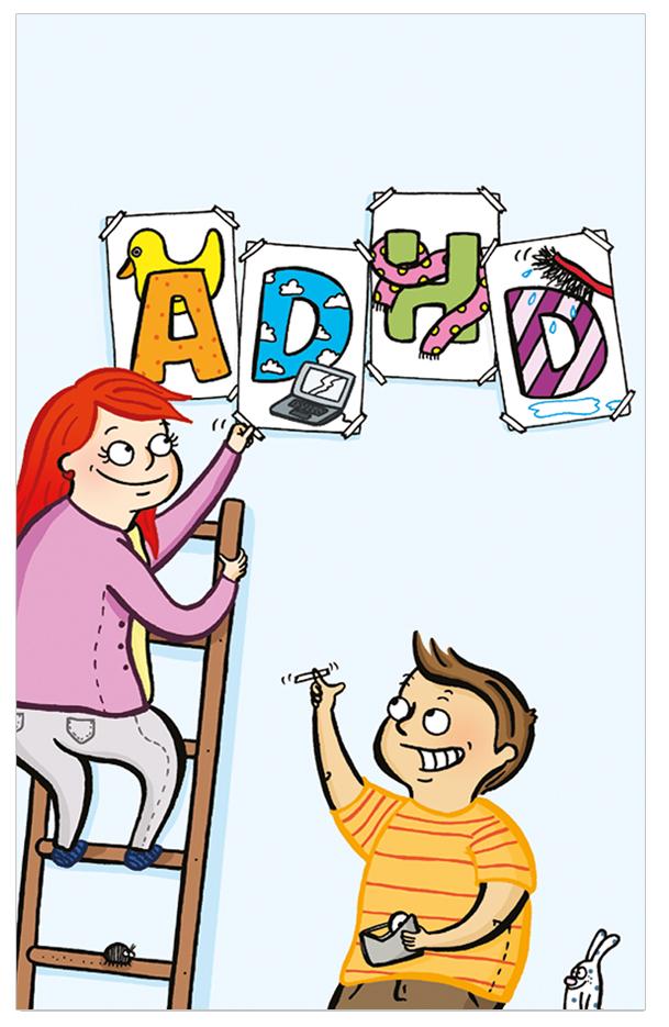 Om ADHD för barn