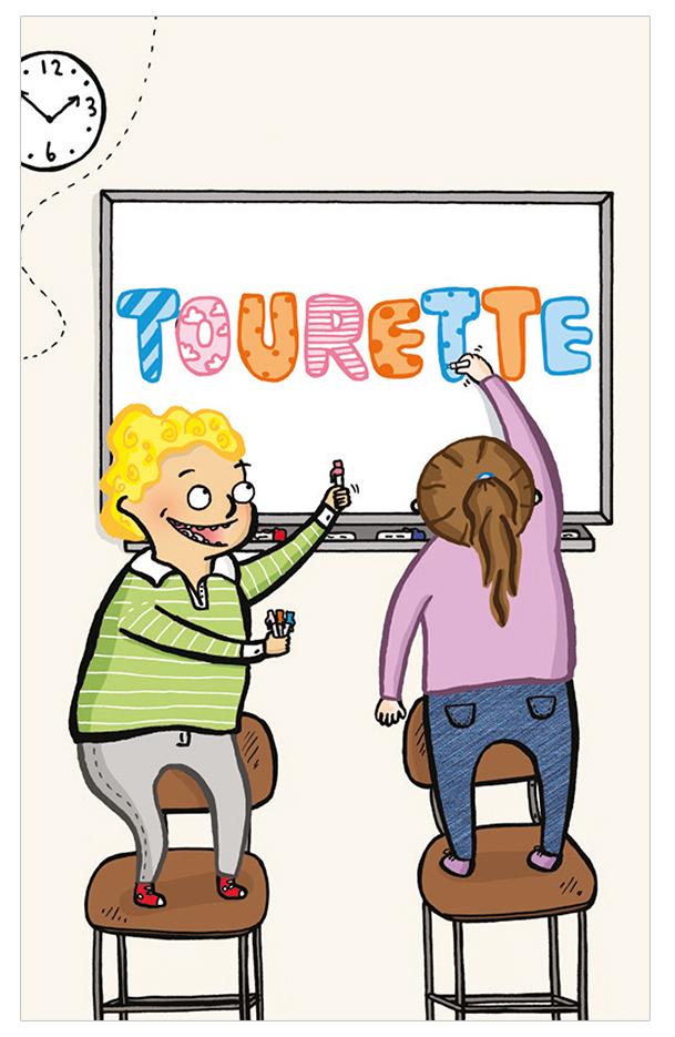 Om Tourette för barn