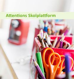 Attentions skolplattform
