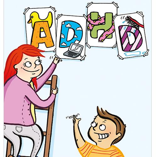 Information för barn ADHD