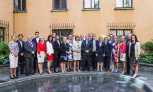 Sveriges regering i juni 2016. Foto: Regeringen/Kristian Pohl
