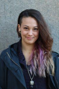 Nicole Wolpher, huvudförfattare